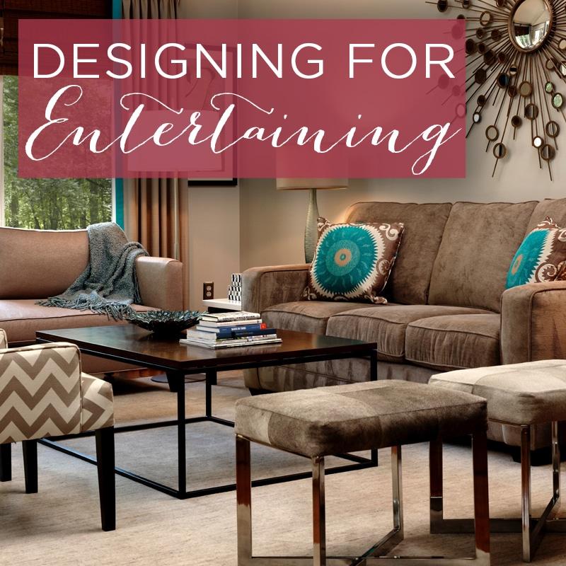 Designing for Entertaining