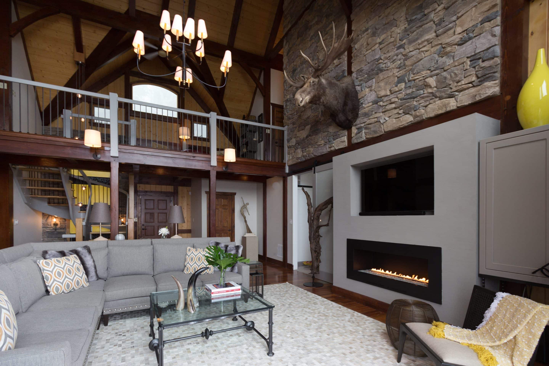 West Virginia Weekend Home Olamar Interiors Interior Design