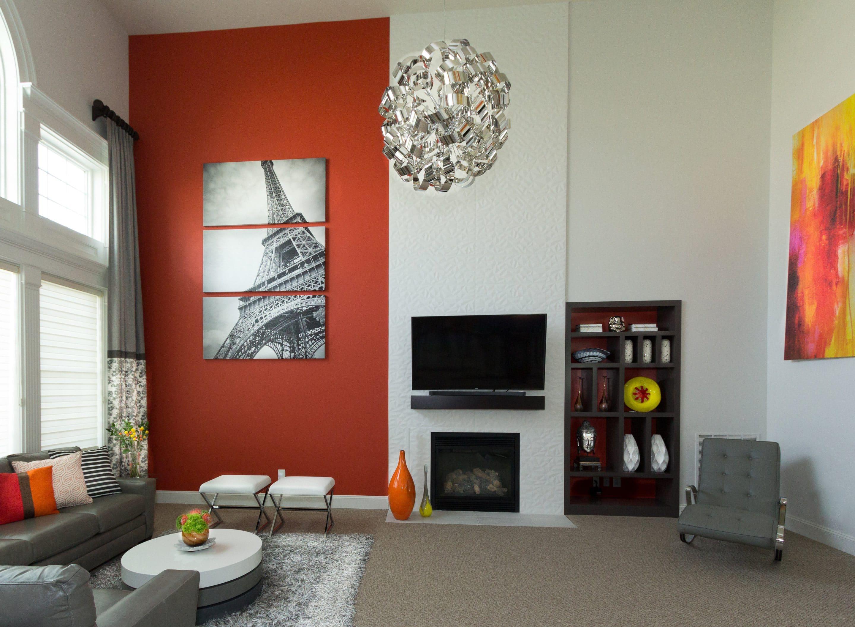 Bold Modern in Ashburn | Olamar Interiors