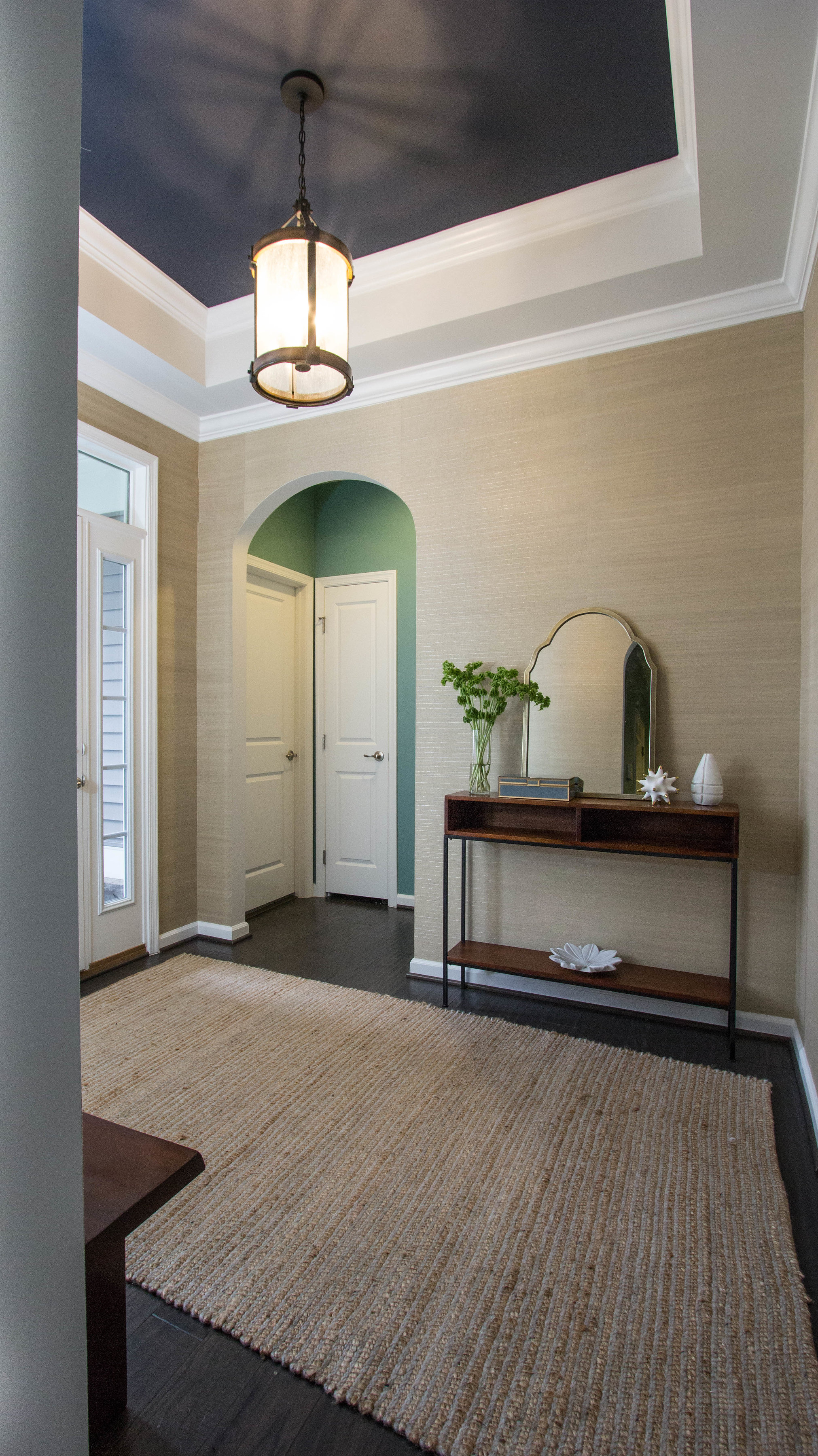 Great Room Challenges: Two Story Entryways