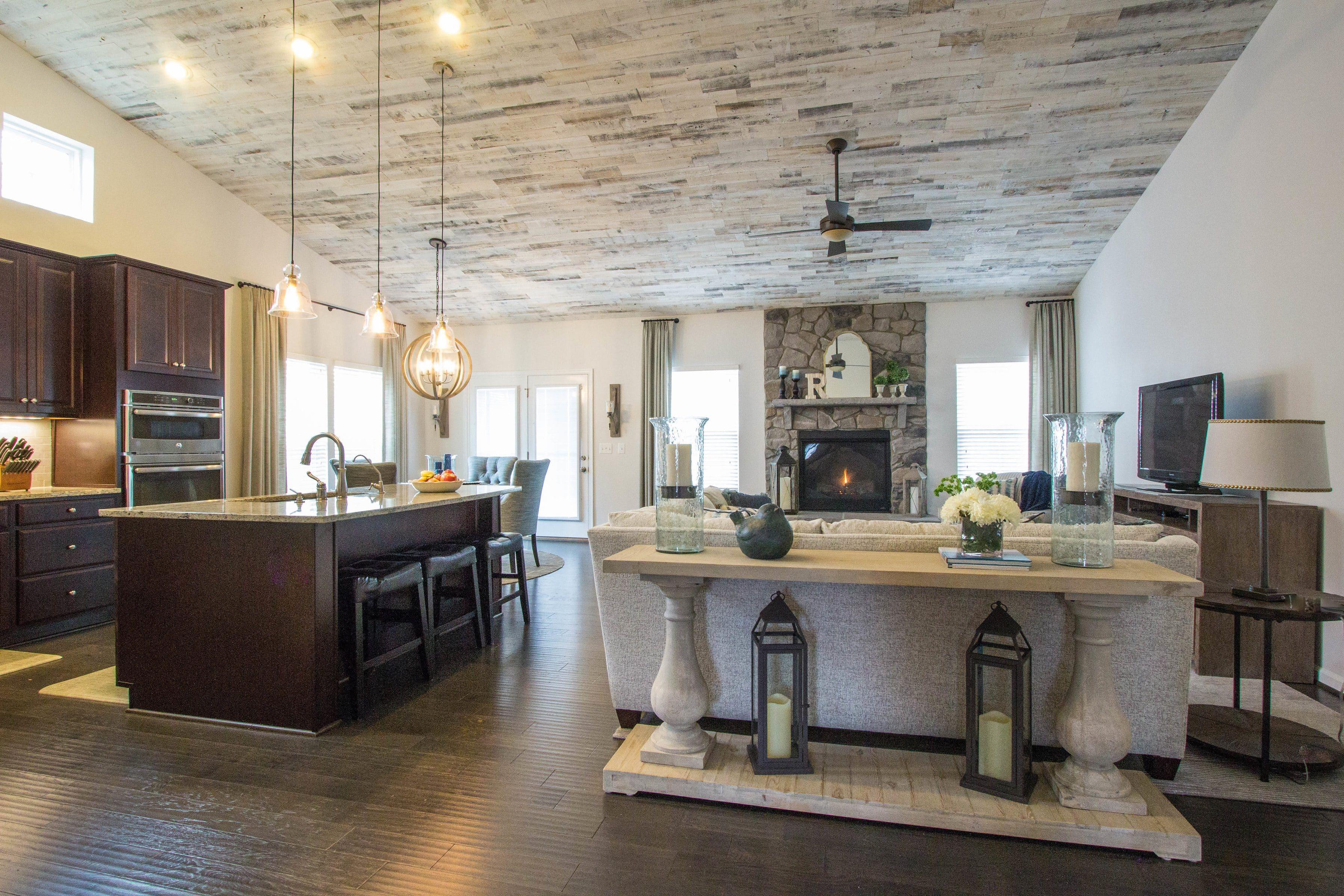 Rustic Elegance Olamar Interiors Interior Design Northern