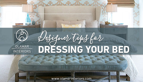 Creating a Designer Look: Tips for Dressing Your Bed