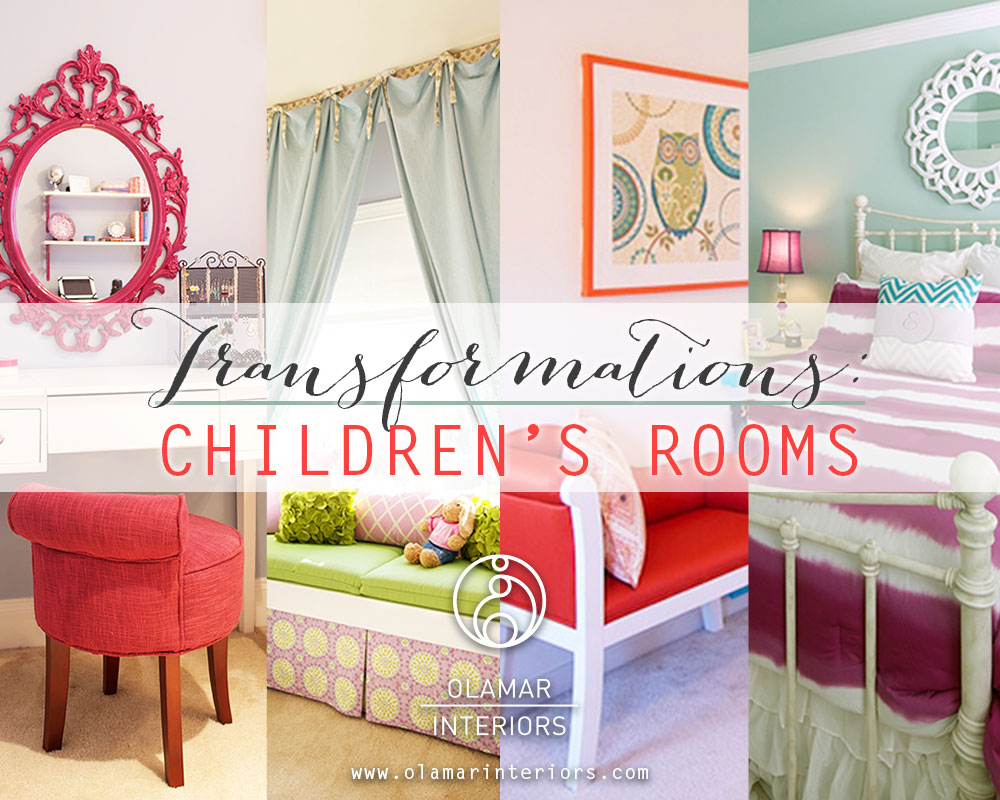 Designing for Transformations: Children's Rooms