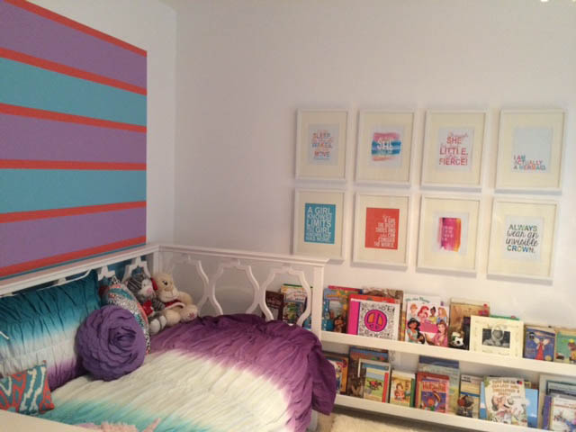 My Daughter's Bedroom Interior Design Update
