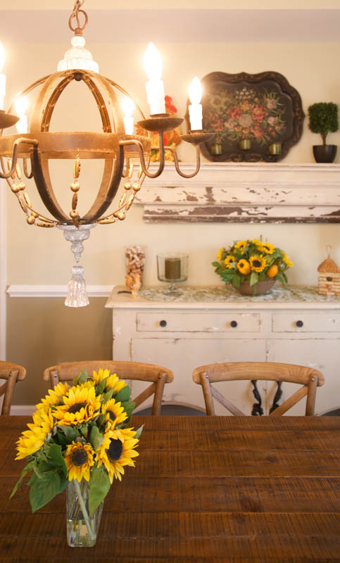 Vintage Meets Shabby Chic In This Woodbridge Home